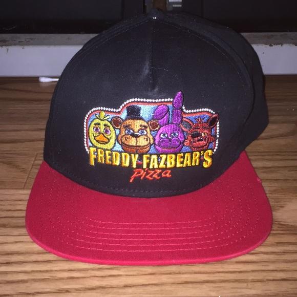 42e6f07e2b8 Five Nights at Freddy s Other - Freddy Fazbear s Pizza Hat Snapback